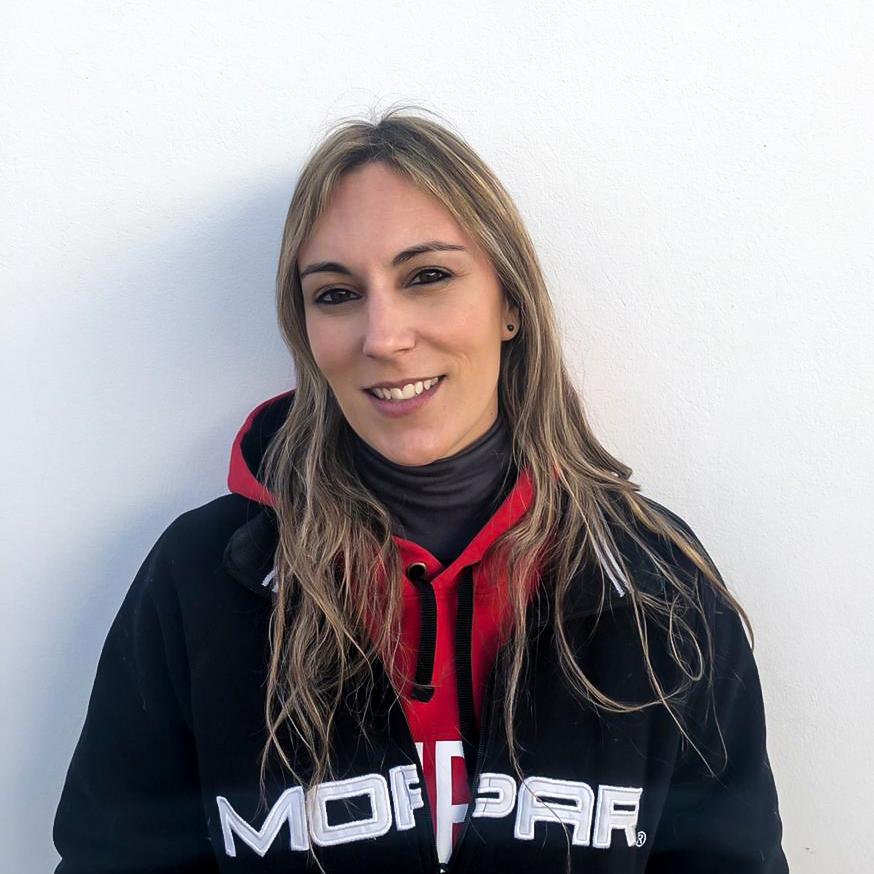 Adriana Larrondo